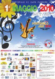 Locandina evento - Portopalo 1° Maggio 2010