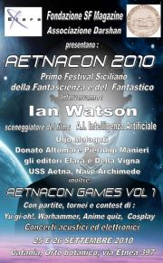 Aetnacon 2010 all'Orto botanico di Catania