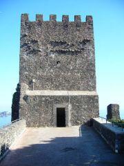 Entrata torre normanna
