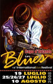 Locandina Capo d'Orlando in Blues