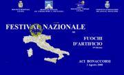 Festival fuochi d'artificio - Aci Bonaccorsi (Catania)