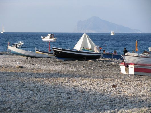 Spiaggia di Canneto