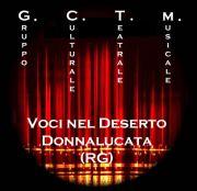 G.C.T.M. VOCI NEL DESERTO DONNALUCATA (rg)