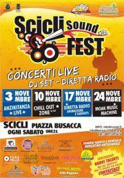 Locandina Scicli Sound Fest 2007