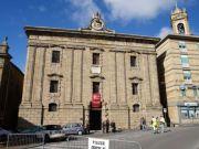 Facciata del Museo Civico di Caltagirone