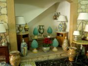 Oggetti in ceramica di Caltagirone