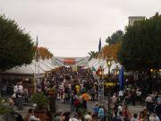 Ottobrata 2007, Piazza Umberto