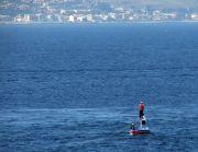 Pescatori nello stretto di Messina