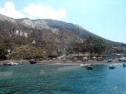 Spiaggia a Vulcano - Eolie