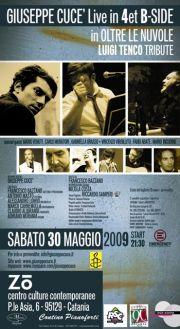 """""""Oltre le nuvole"""" - Luigi Tenco Tribute"""