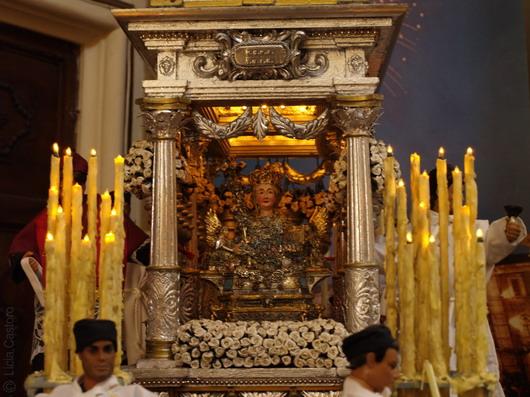Fercolo di Sant' Agata