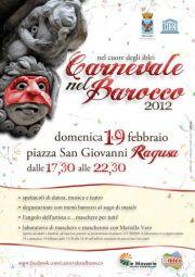 Carnevale nel Barocco