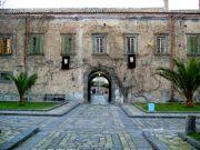 Castello dell'ammiraglio Nelson, ingresso