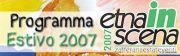 etna in scena 2007