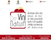 Festival dei vini DOC e IGT e dei prodotti gastronomici messinesi