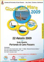 Giochi del Mare 2009 - Portopalo di Capo Passero