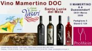 Il Nero d'Avola Mamertino Doc