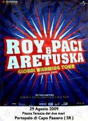 Roy Paci & Aretuska . Portopalo di Capo Passero ( 29 Agosto 2009 )