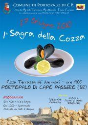 Sagra della Cozza - Portopalo di Capo Passero ( SR )