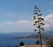 Taormina, vista panoramica