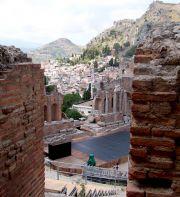 L'antico teatro di Taormina